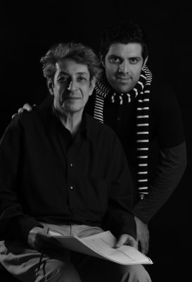 Nader Mashayekhi And Soheil Shirangi